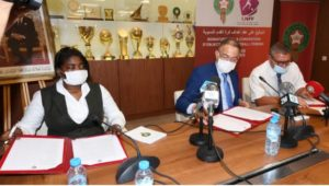 Royal Moroccan Football Federation to take Women's League to a different level
