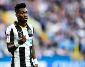 Christian Atsu: Who are the African Messis?