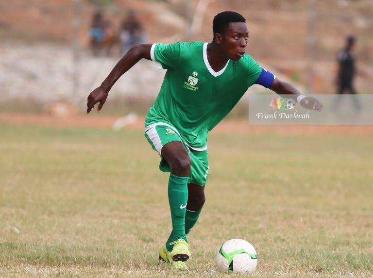 We've missed football but we can't risk our lives to play - Elmina Sharks skipper Crentsil