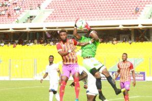 Kotoko goalkeeper Danlad Ibrahim opens door for possible switch to Hearts of Oak