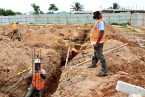 UPDATE: Work continues on Hearts of Oak's Pobiman Academy Project