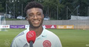 Ghana sensation Mohammed Kudus speaks after impressing his Ajax debut [Video]