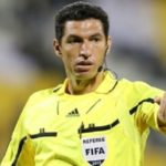 Egyptian referee nominated for 2022 FIFA World Cup