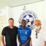 Elvis Sakyi joins Israeli outfit Maccabi Petah Tikva FC