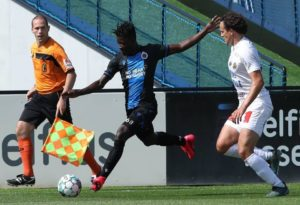 Ghanaian youngster Eric Appiah scores for Club Brugge in pre-season friendly
