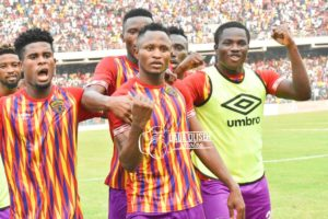 Hearts of Oak open up on why Joseph Esso was shown the exit