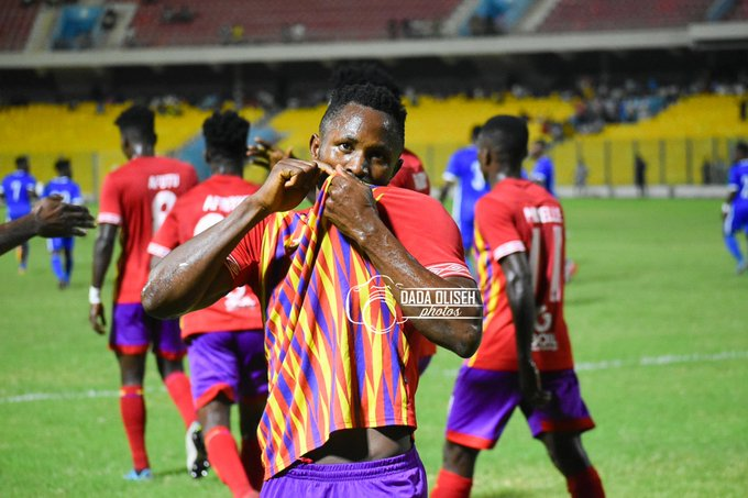 Joseph Esso returning to Hearts of Oak on a 2-year contract