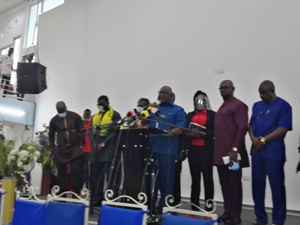 Nana Yaw Amponsah finally unveiled as Kotoko CEO