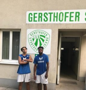 Ghanaian striker Faris Sulemana signs for Austrian outfit Gersthofer SV
