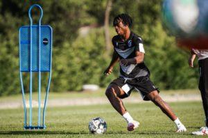 Recovered Mumin and Mensah may face Moreirense