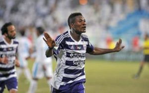 VIDEO: Check out Asamoah Gyan's collection of goals for Al-Ain