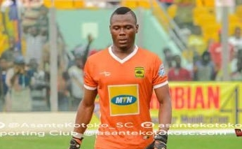 The goal is to win titles with Kotoko; Not compete with any goalkeeper – Danlad Ibrahim