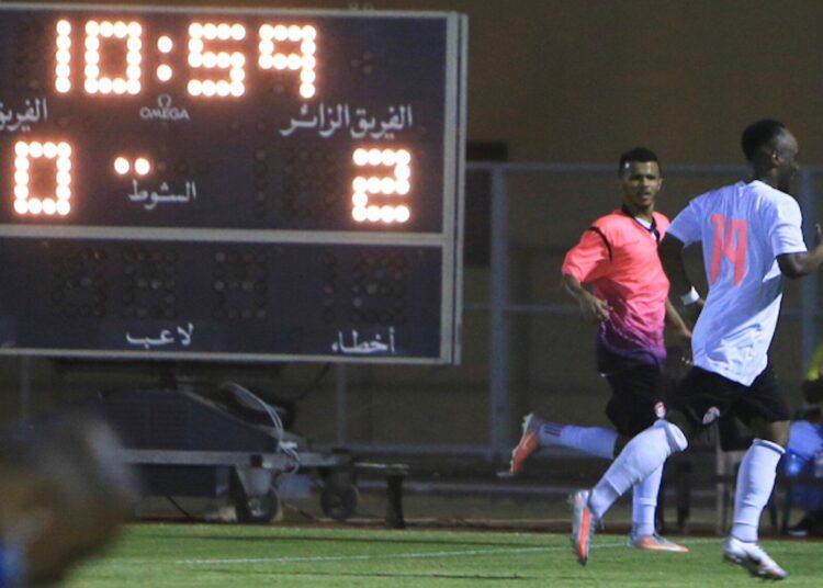 Ghanaian winger Ishmael Yartey nets as Hetten defeat Al-Khaleej FC