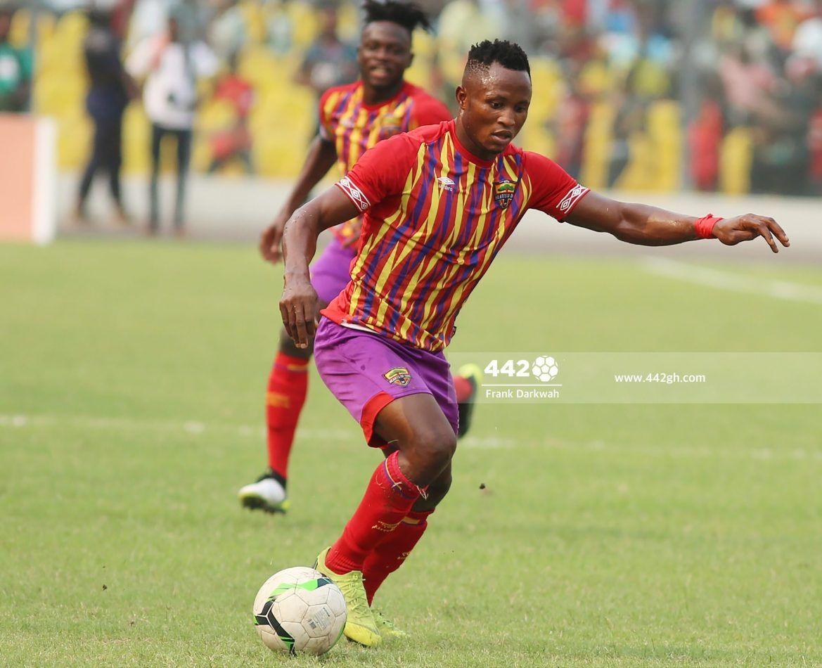 FEATURE: Top 8 free agents still available to Ghanaian clubs