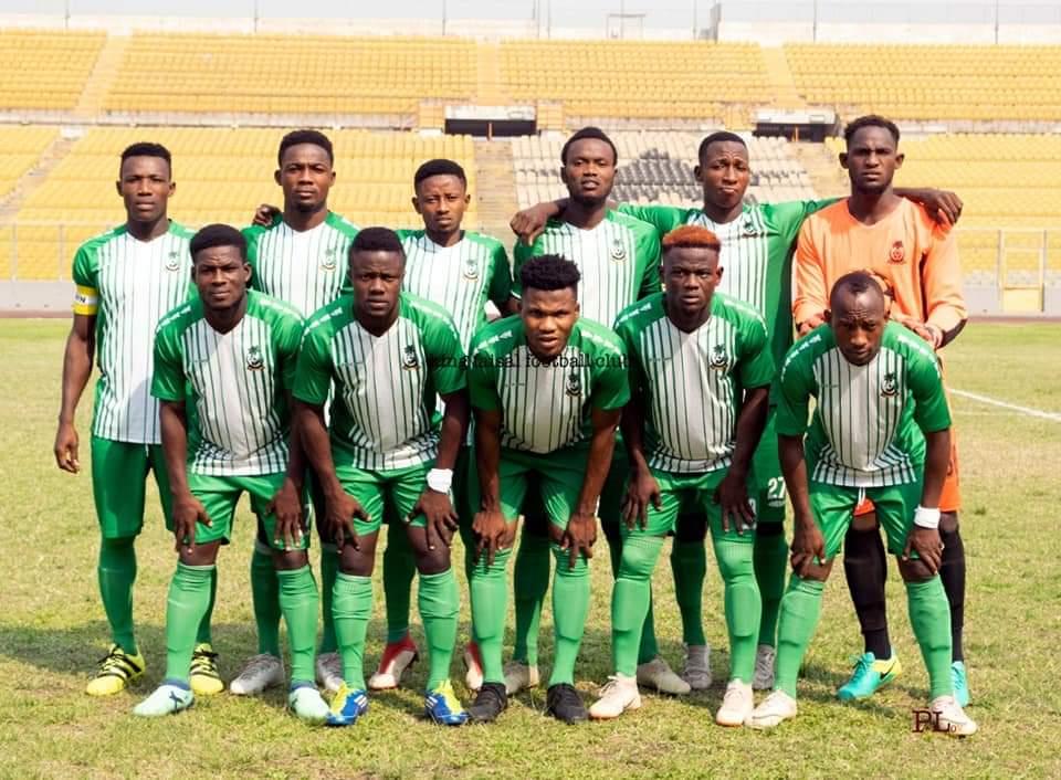 2021 Ghana Premier League- King Faisal v Aduana Stars matchday 2 report