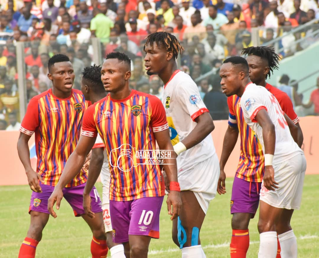 GHC1,000 should be minimum wage for local players – Mohammed Polo