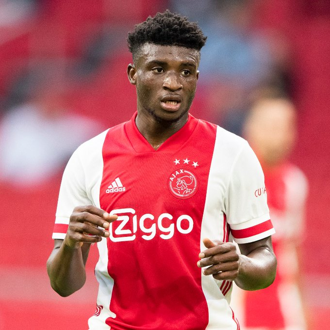 Ajax midfielder Mohammed Kudus opens up on his long injury setback