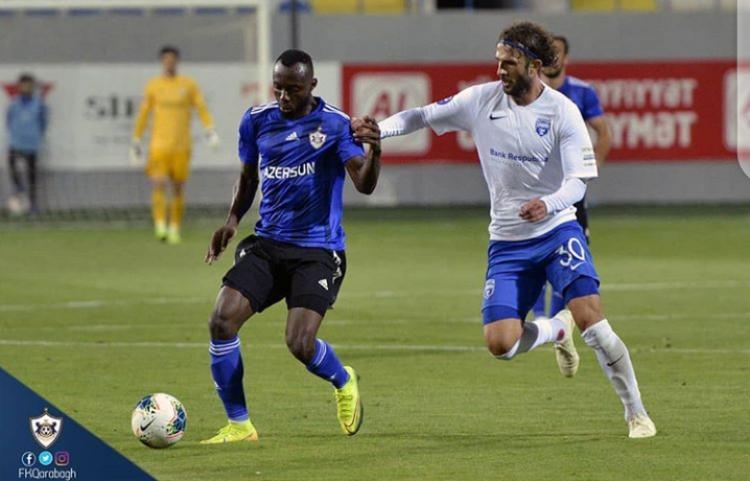 Ghana U-23 striker Kwabena Owusu included in Azerbaijan Premier League ToTW
