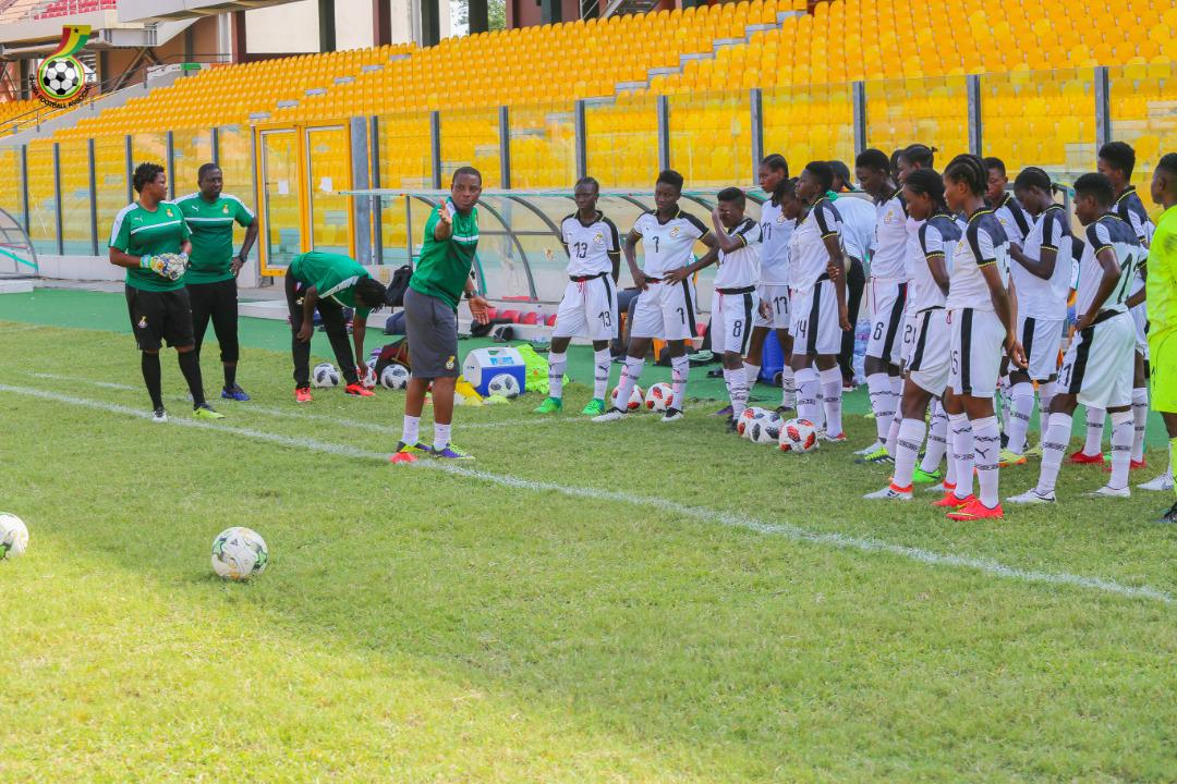 Black Maidens players to begin camping on Friday with 30 players
