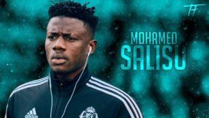 Southampton will help me develop – Mohammed Salisu