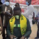 I don't follow rumours- Nana Yaw Amponsah on reports of being a Hearts fan