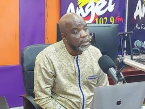 My disqualification from contesting GFA presidency was orchestrated by a prominent football person – Palmer