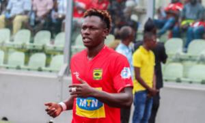 Asante Kotoko release striker Richard Arthur