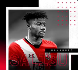 New Southampton signing Mohammed Salisu waiting to pick his squad number