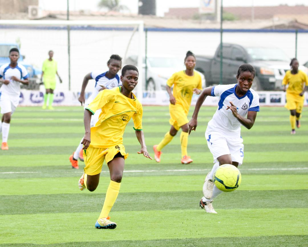 Over 400 female footballers receiver clearance to benefit from YEA financial package