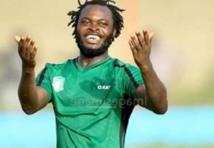 Ashanti Gold SC step up chase for striker Yahaya Mohammed