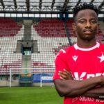 Poland: Yaw Yeboah grabs assist in Wisła Kraków debut