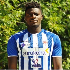 Ghanaian forward Basit Abdul Khalid signs for Makedonija GjP