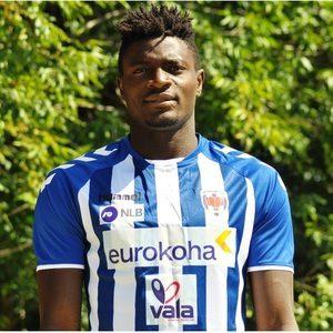 Ghanaian forward Basit Abdul Khalid signs for Makedonija GjP