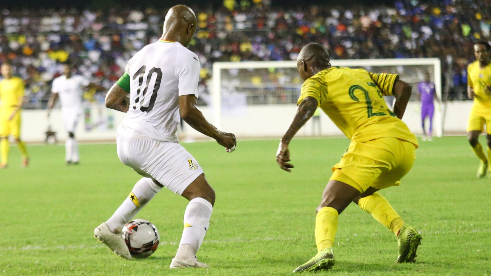 South African FA informs CAF that their national teams will not use neutral venues