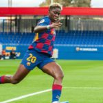 FEATURE: Africa's star Oshoala gives Barcelona tenacious spark, wins over parents