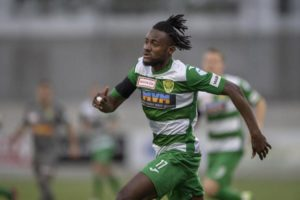 Ghanaian forward Asumah Abubakar nears Amiens SC switch