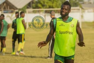 Young Africans SC retains 'stubborn' Beranrd Morrison in their squad