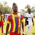 I wanted to stay at Hearts of Oak-Benjamin Agyare
