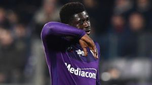 Ghana midfielder Alfred Duncan set to completes Cagliari move from Fiorentina