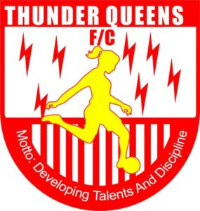 Samaria Ladies FC rebrands now known as Thunder Queens FC