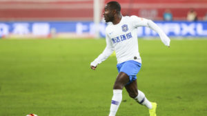 Fit-again Frank Acheampong in line to feature for Beijing Gouan in mid-week