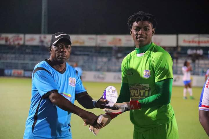 Black Stars shot-stopper Razak Abalora set to join Asante Kotoko