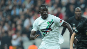 Midfielder lsaac Sackey back at Alanyaspor after ending loan stint with Denizlispor