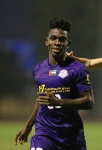 Ghanaian midfielder Joe Aidoo to join unnamed Belgian side next season