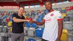 Fortuna Düsseldorf Sports Director lauds Kevin Danso ahead of debut against Hamburger SV