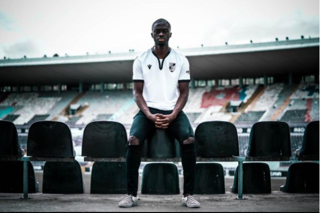 Abdul Mumin to begin preseason with Vitória Guimarães next week
