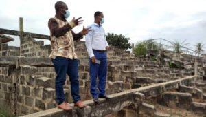 Jerome Otchere writes: Prof Twumasi at 'decaying stadiums'