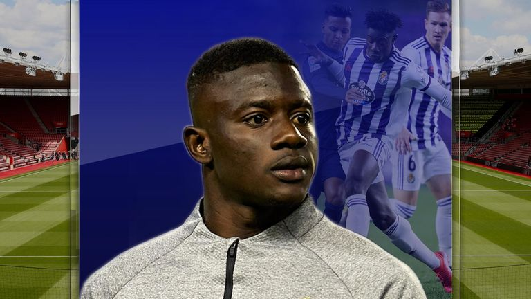Mohammed Salisu to Southampton: Rapid rise from 'dirt pitches' in Ghana