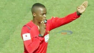 Tanzanian referee Ramadhan Kayoko dreams of global heights