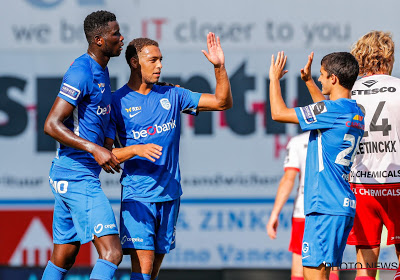 Daniel Opare marks Zulte Waregem debut in defeat to Genk